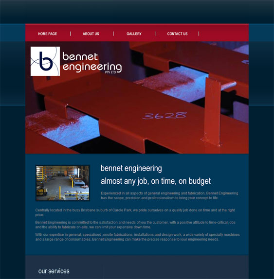 Bennett Engineering