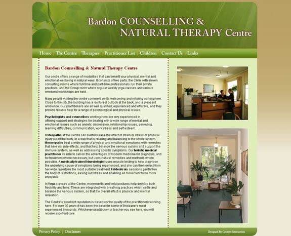 Bardon Counselling Centre