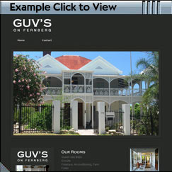 Guv's on Fernberg Package One Website